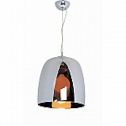 "Orion 1 Light 14"" Mini Pendant - B-GK780"