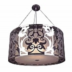 Vibrance 4 Light Pendant - B-KR333