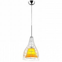 Nixon Yellow Glass Lighting Mini Pendant - B3302