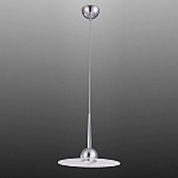 Linden Modern Chrome Lighting Pendant - B3501