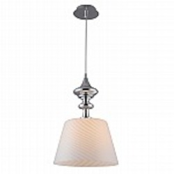 Martell White Glass Lighting Mini Pendant - B4301