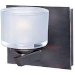 "Vortex Collection 1-Light 6"" Oil Rubbed Bronze Wall Sconce E22811-09OI"