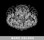 "Contour Design 6-Light 18"" Gold or Chrome Ceiling Flush Mount with Clear or Colorful European or Swarovski Crystals SKU# 11175"