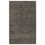 Marrakech Collection 8' x 10' Gray Wool Rug 73000-8