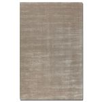 Danube Collection 9' x 12' Beige/Champagne/Gray Viscose Rug 73018-9