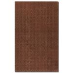 Cambridge Collection 9' x 12' Red Wool & Viscose Rug 73029-9