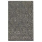 Paris Collection 8' x 10' Blue/Gray Wool & Viscose Rug 73033-8