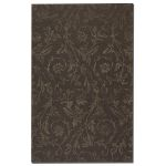 Licata Collection 9' x 12' Chocolate Wool & Viscose Rug 73043-9