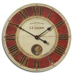 "S.B. Chieron Collection 23"" Wall Clock 06042"