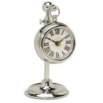 Pocket Watch Collection Nickel Marchant Cream 06070