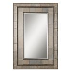Almont Collection Bronze Mosiac Mirror 08099