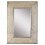 Langford Collection Natural Wood Mirror  09508
