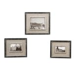 Kalidas Collection Cloth Lined Photo Frames, (Set of 3) 18537