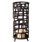 Arig Collection Distressed Candleholder 19368