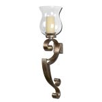 Loran Collection Metal Wall Sconce 19639