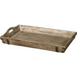 Abila Collection Wooden Tray 19725