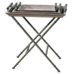 Coyne Collection Folding Tray Table 24260