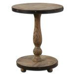 Kumberlin Collection Wooden Round Table 24268