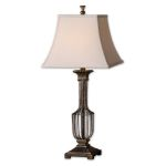 "Anacapri Collection 1-Light 30"" Antique Gold Table Lamp 26262"