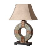 Slate Table Lamp - 26307