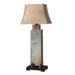 Slate Tall Table Lamp - 26308