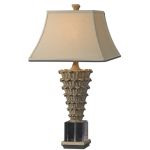 "Antelao Collection 1-Light 29"" Gold Table Lamp 27403"