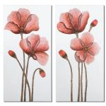 Floral Aura Collection Art, (Set of 2) 41376