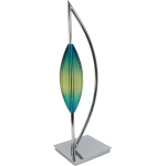 "Accents Collection Chrome Decorative Piece ""Chromaticity"" 794435"