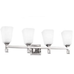 Feiss 4 - Light Sophie Vanity Fixture - VS47004-PN