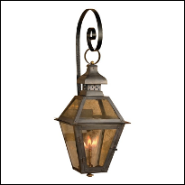 Outdoor Gas Lights