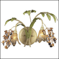 Tropical Wall Sconces