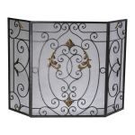 French Fire Screen 01351