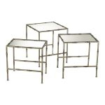 Bamboo Nesting Tables 03068