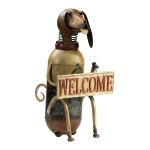 Welcome Dog 04003