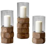 Small Hex Nut Candleholder 04739