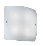 "Aero Collection 4 Light 20"" Matte Nickel Wall/Ceiling Light 83244A"