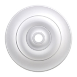 "Apollo Collection 32"" White Ceiling Medallion M1010"