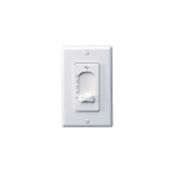 Monte Carlo Ceiling Fan White Wall Control ESSWC-3-WH