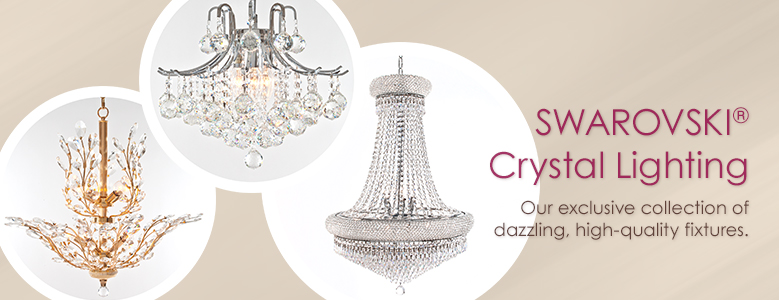Swarovski Crystal Lighting Fixtures