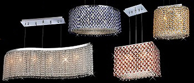 Krane Lighting Collection by Joshua Marshal