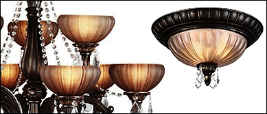 Monaco Lighting Collection by Joshua Marshal
