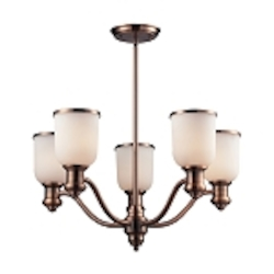 Brooksdale Collection 5-Light 25