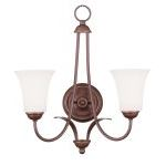 Ridgedale Collection 2-Light 16