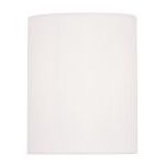 "Sussex Collection 4"" Hand-Made Off-White Linen Hardback Shade S340"