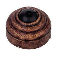 Monte Carlo Fan Series Tuscan Bronze Sloped Ceiling Adaptor MC95TB