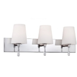 Feiss 3 - Light Vanity Strip - VS53003-CH