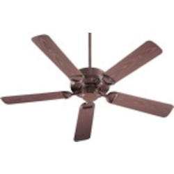 "Estate 52 Patio Family 52"" Brown Outdoor Ceiling Fan 143525-13"