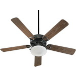 "Estate 52 Patio Family 52"" Old World Outdoor Ceiling Fan with Light Kit 143525-995"