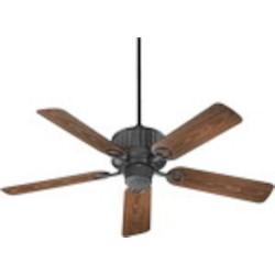 "Portside Patio Family 52"" Toasted Sienna Outdoor Ceiling Fan 144525-44"