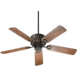 "Portside Patio Family 52"" Oiled Bronze Outdoor Ceiling Fan 144525-86"